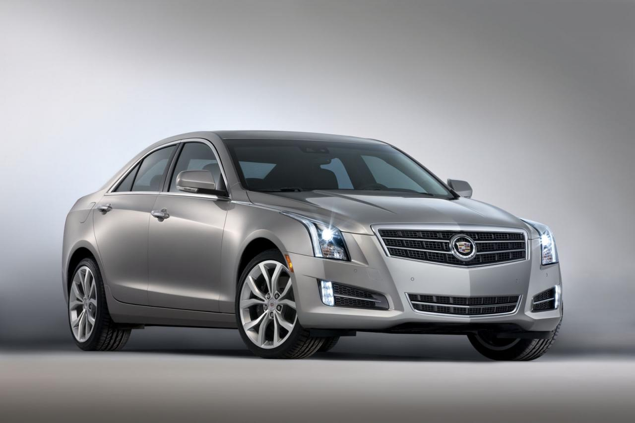 2013 Cadillac ATS Sedan 4-door