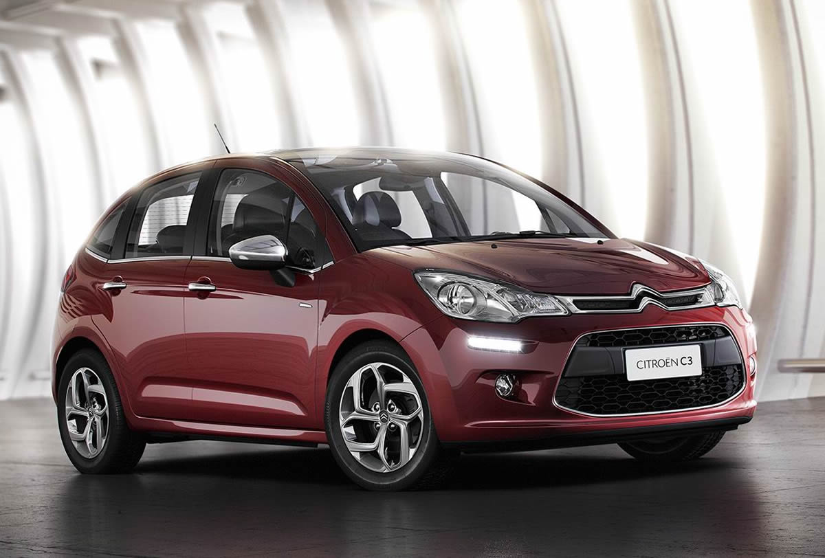 2013 Citroen C3 Hatchback 5-door
