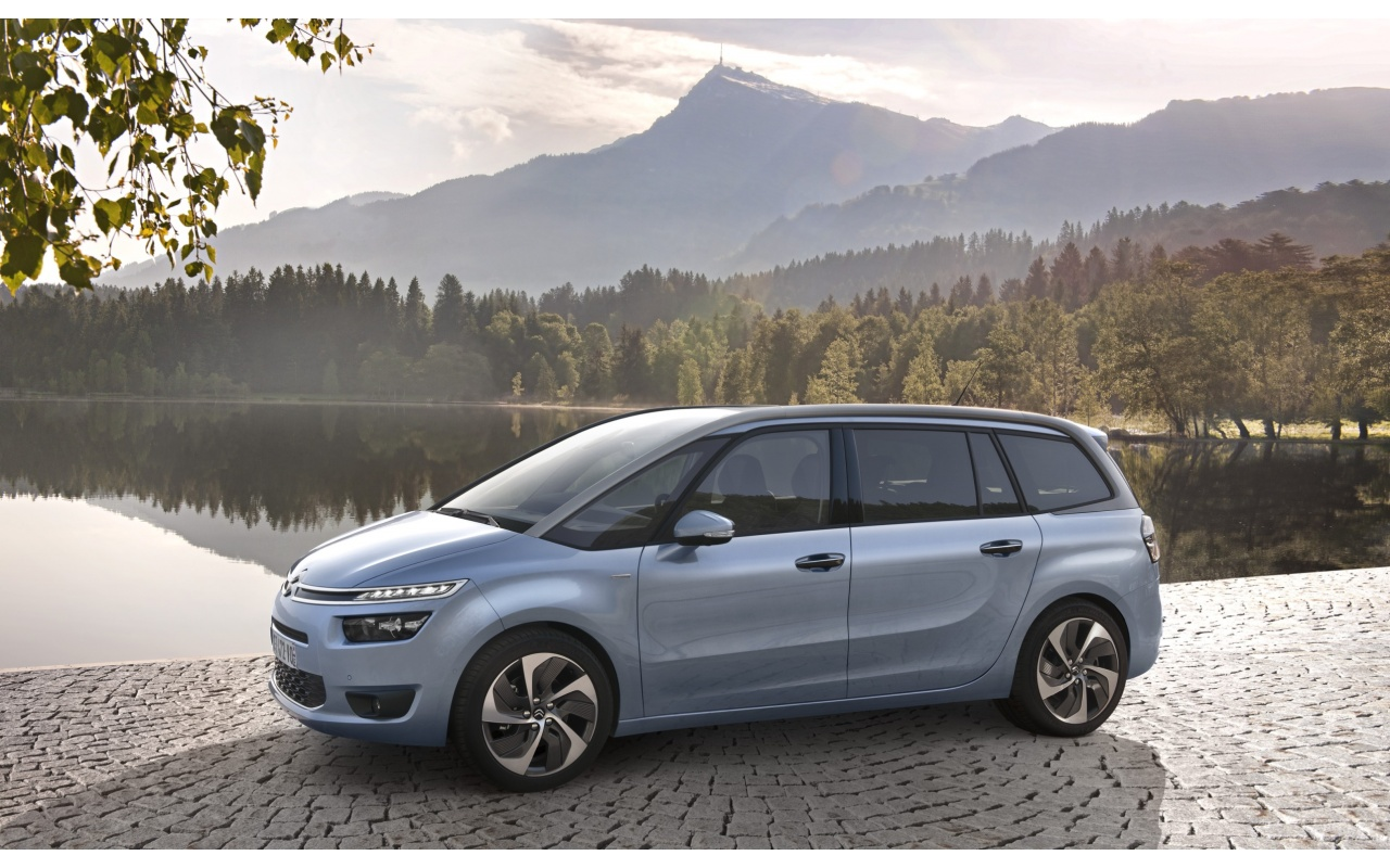 2013 Citroen Grand C4 Picasso Mpv 5-door