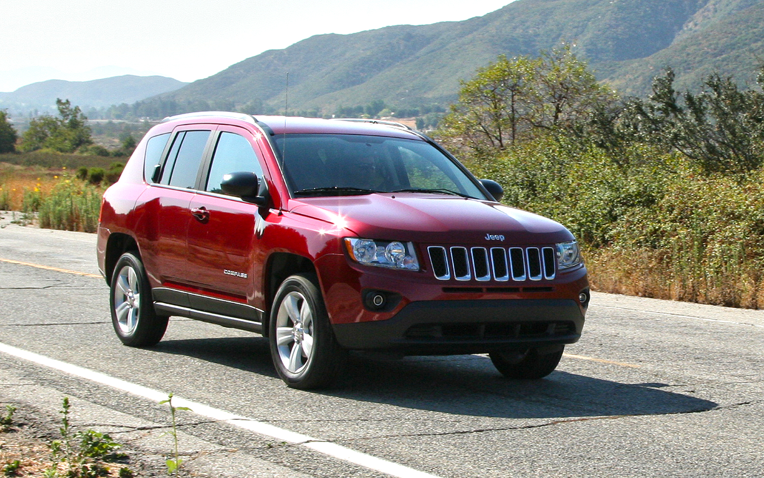 2013 Jeep Compass Suv 5-door