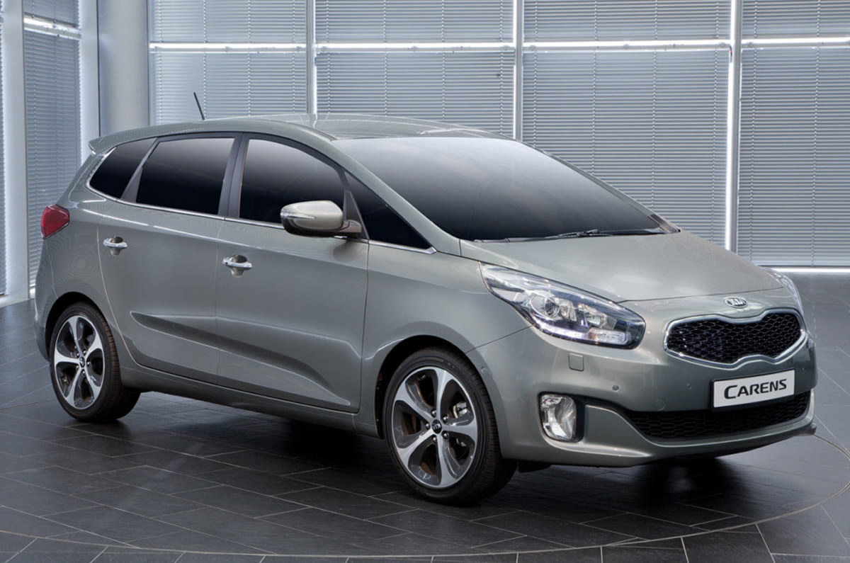 2013 Kia Carens Mpv 5-door