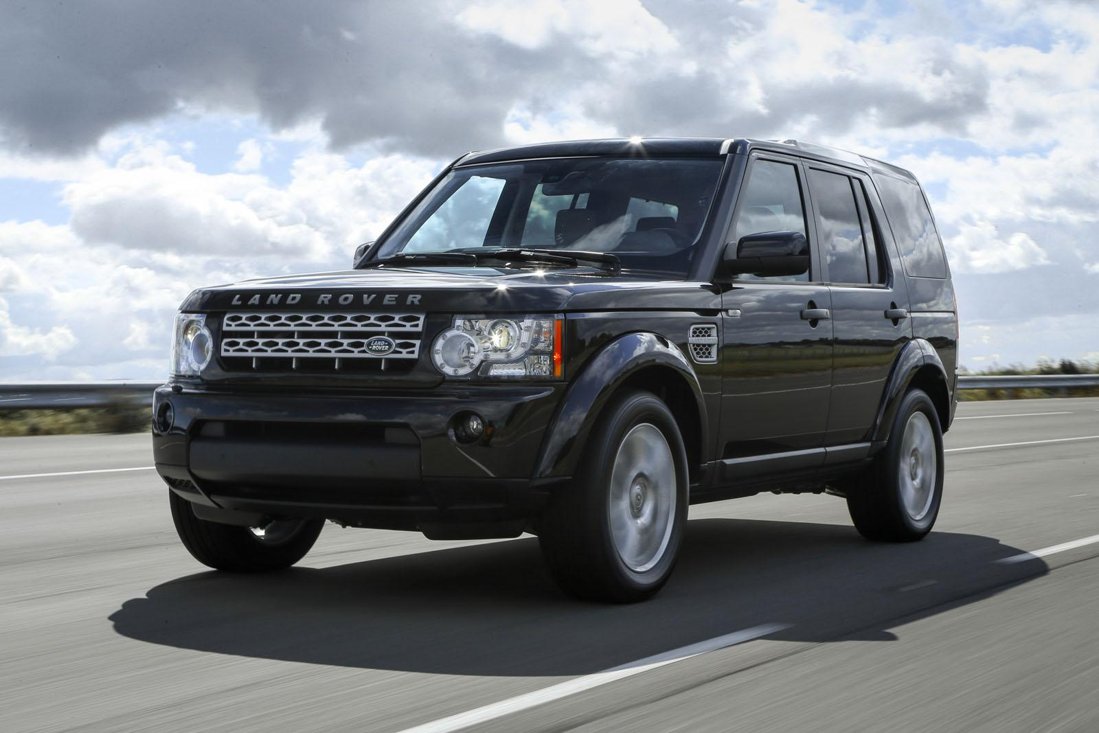 2013 Land Rover Discovery Suv 5-door