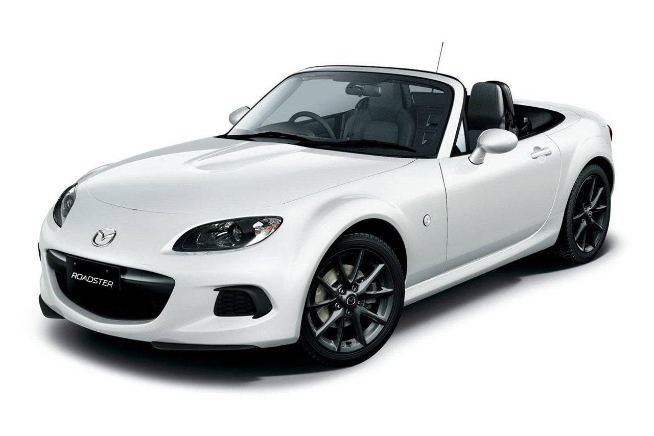 2013 Mazda MX-5 Convertible 2-door