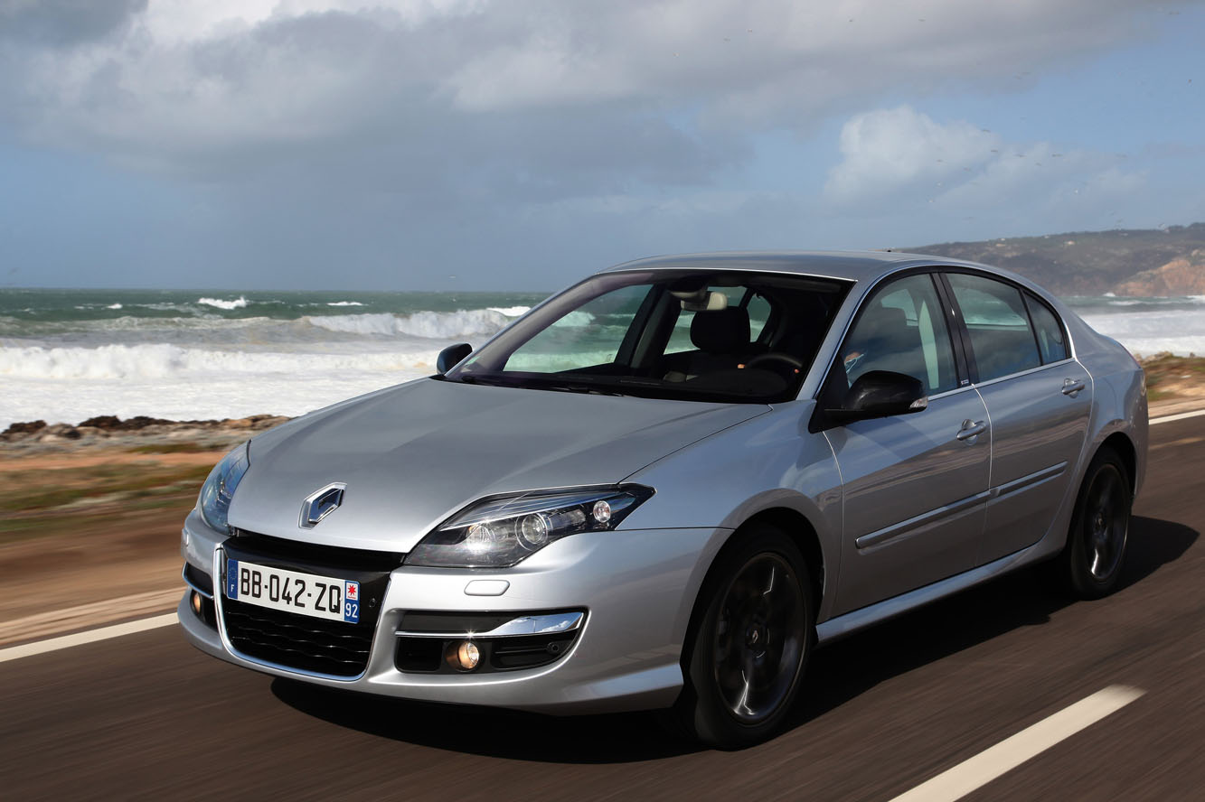 2013 Renault Laguna Hatchback 5-door