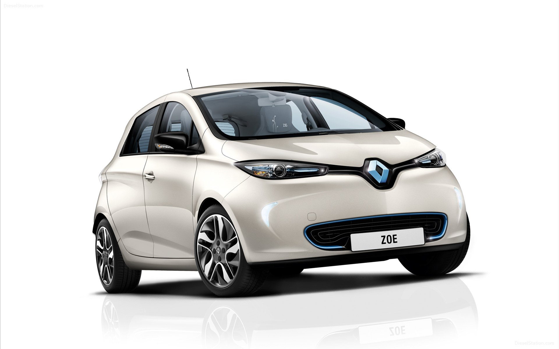 2013 Renault Zoe Hatchback 5-door