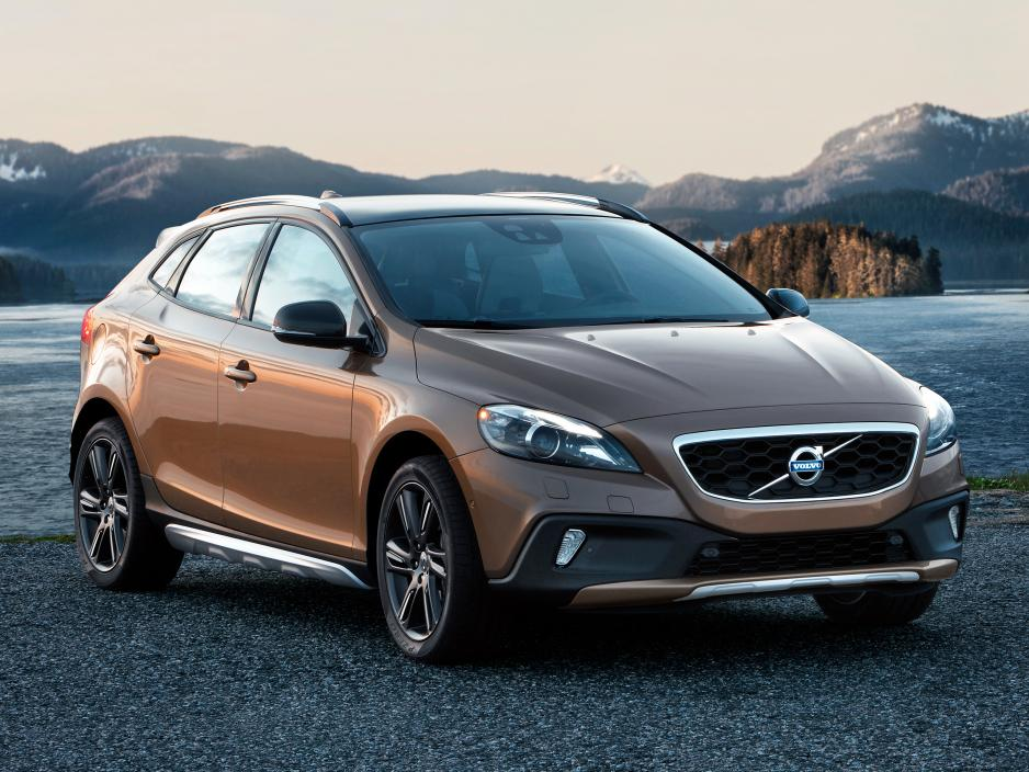 2013 Volvo V40 Cross Country Hatchback 5-door