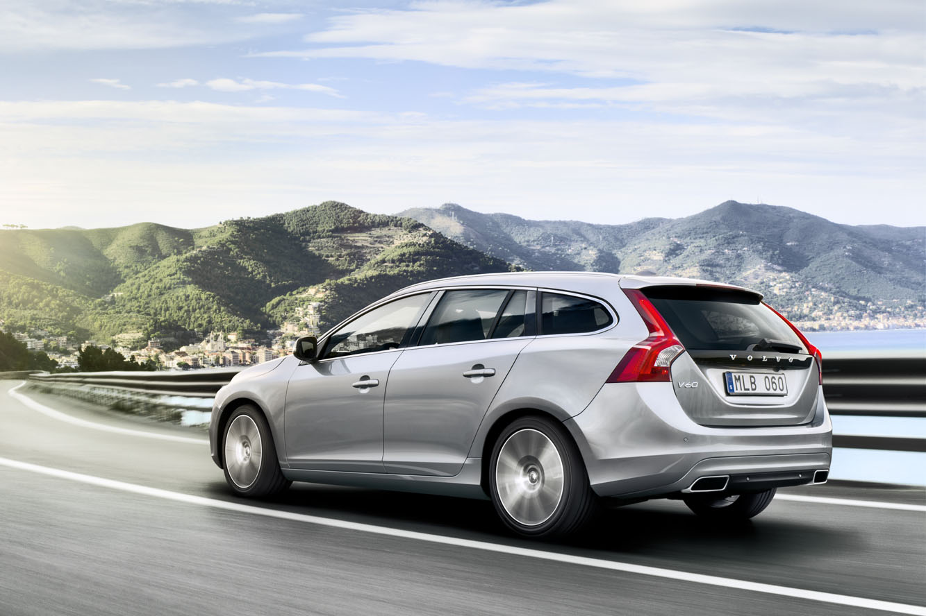 2013 Volvo V60 Wagon 5-door
