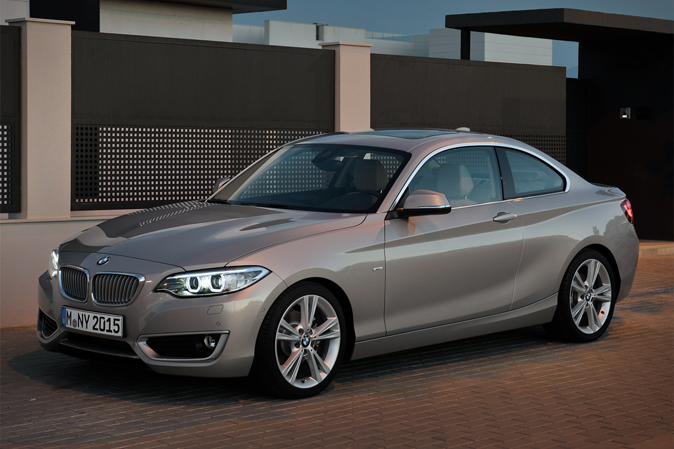 2014 BMW 2-serie Coupe Coupe 2-door