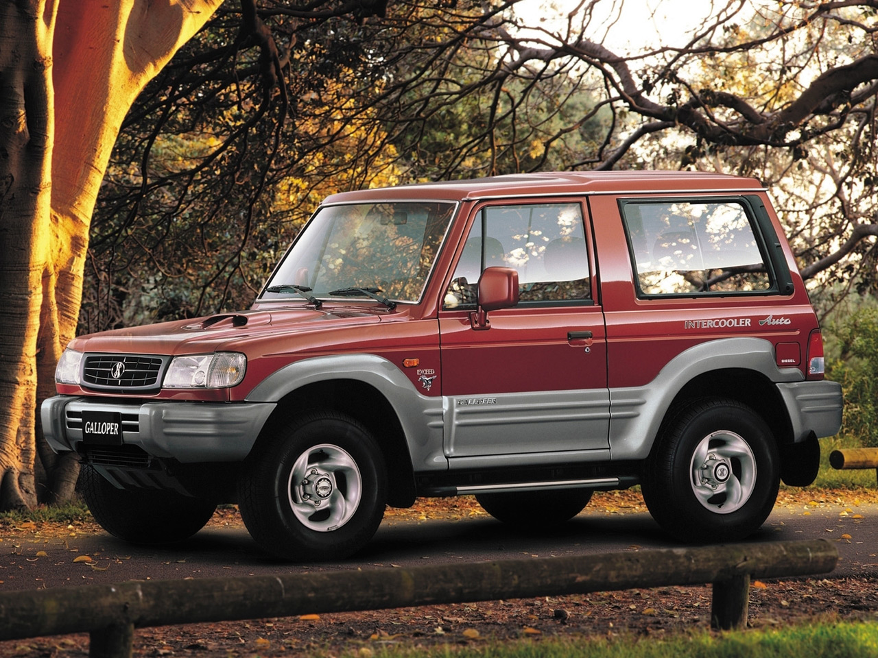 Galloper Cars Specifications Technical Data