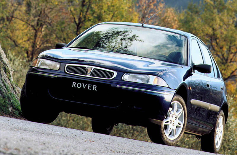 Rover 200-series