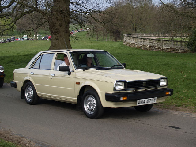 Triumph Acclaim